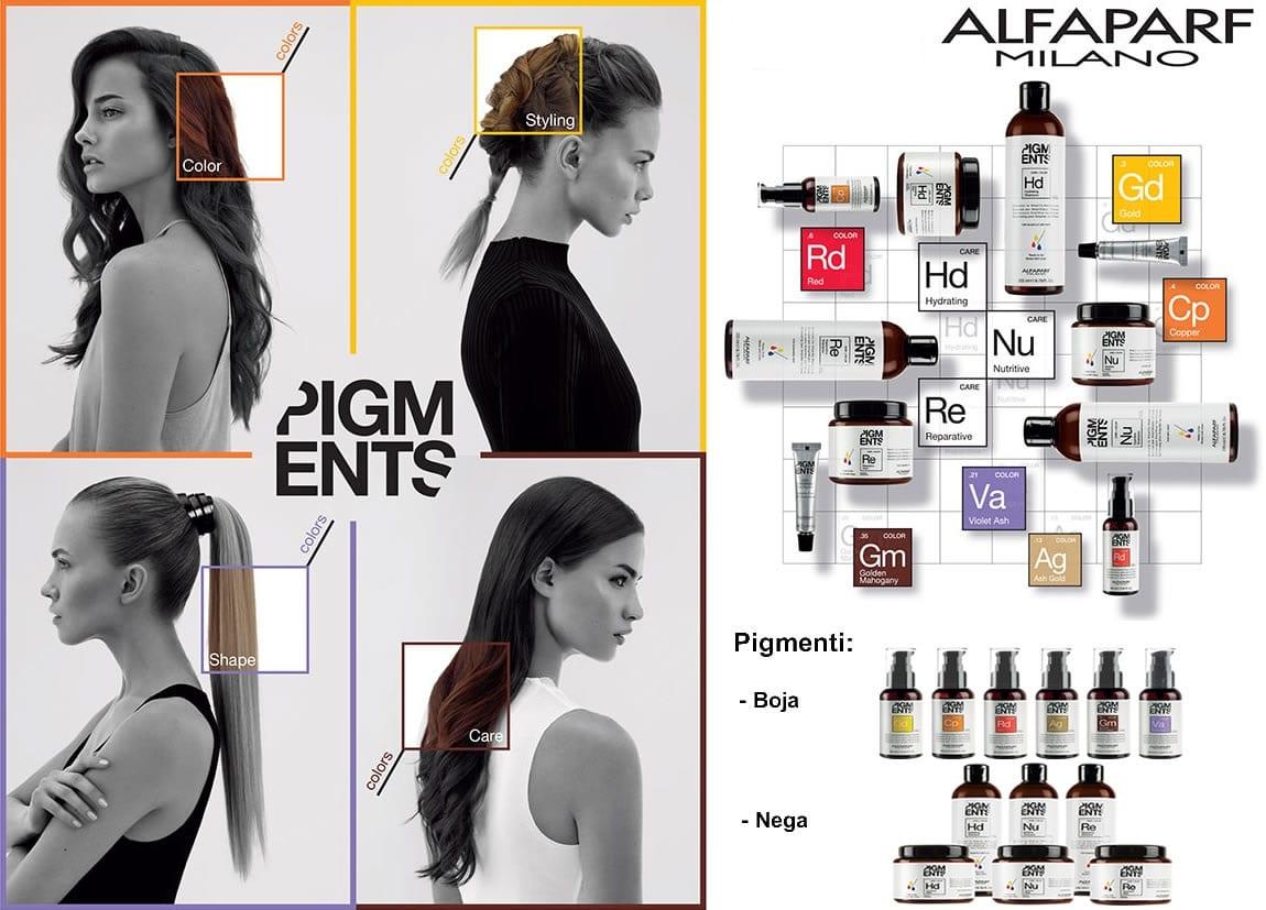 pigmenti za kosu