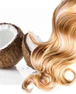 kokos za kosu