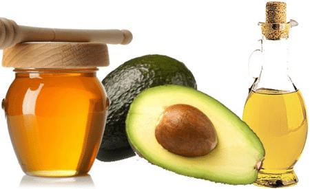 prirodne namirnice za kosu