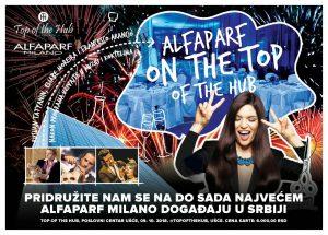 Najveći Alfaparf događaj u Srbiji